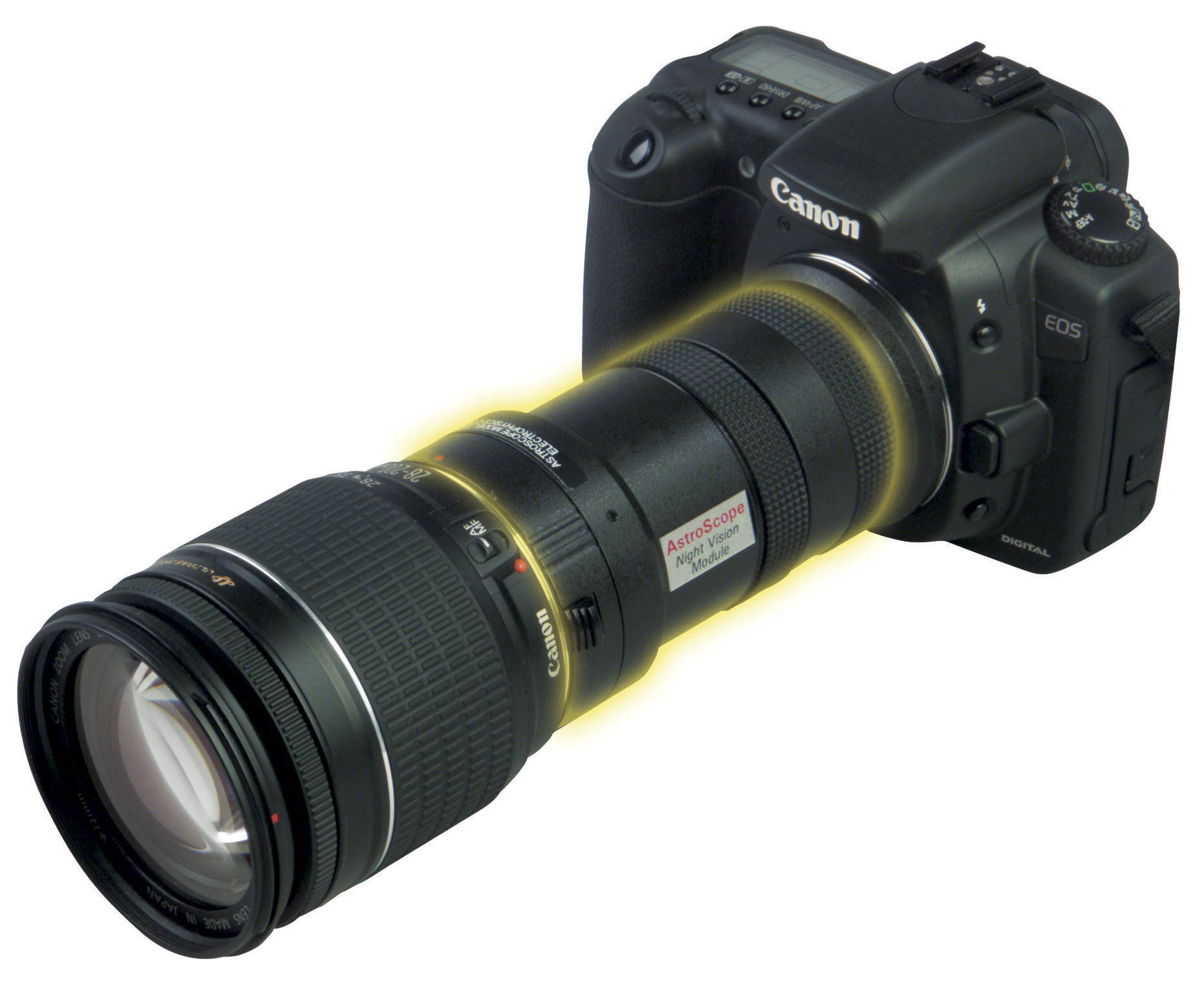 AstroScope 9350 Night Vision Module - dSLR config